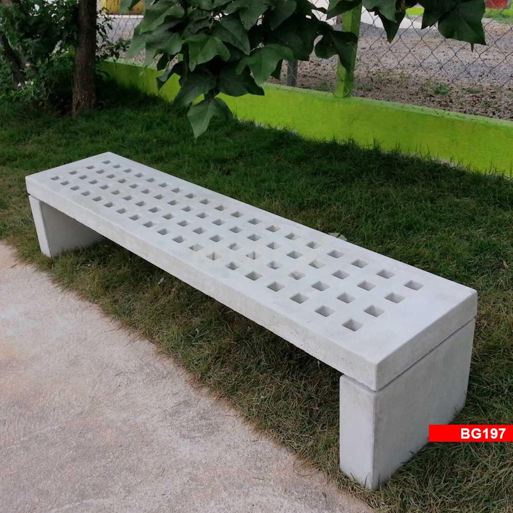 Bg150 bg197 bg300 bg394 neorex elementos vazados e - Bancos de cemento ...